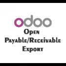 Open Payables/Receivables Export module