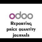 Boekingslijnen rapportage Prijs en Hoeveelheid